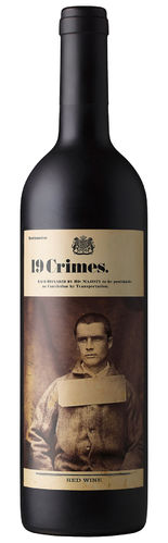 19 Crimes Red Blend Australien 2016