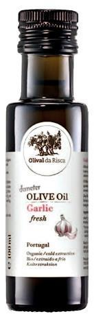 Olival Risca Garlic Extra Virgem, Portugal – 100ml